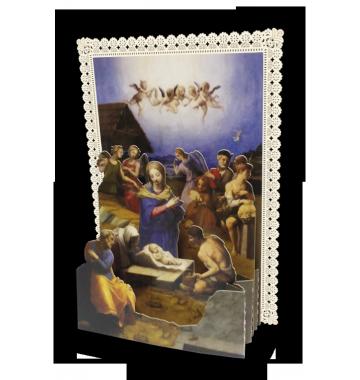 Adorazione dei pastori, il Bronzino