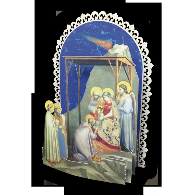 Adorazione dei Magi, Giotto