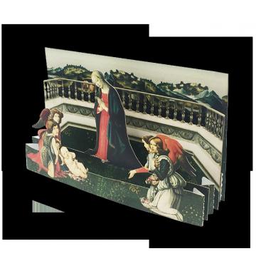 Madonna col bambino, Francesco Botticini