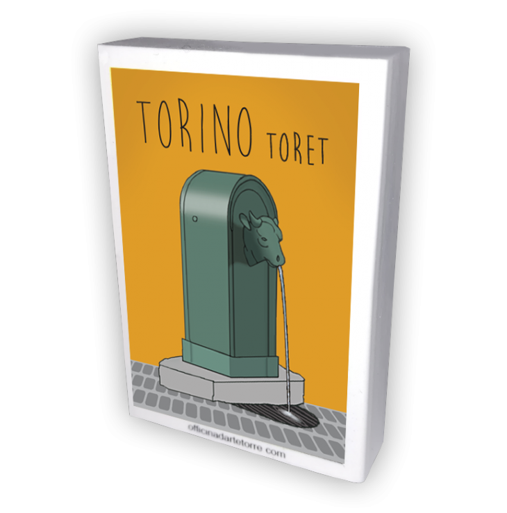 Torino, Toret