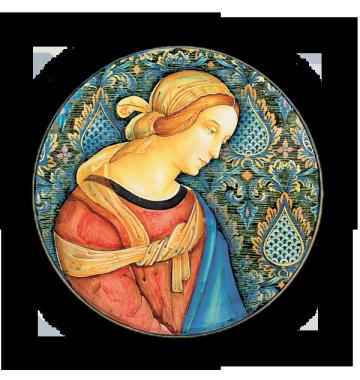 Sposalizio della Vergine, da Raffaello