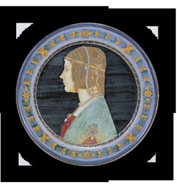 Beatrice d'Este, da Leonardo