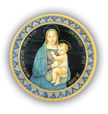 Madonna del Granduca, da Raffaello