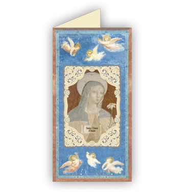 Assisi, Santa Chiara