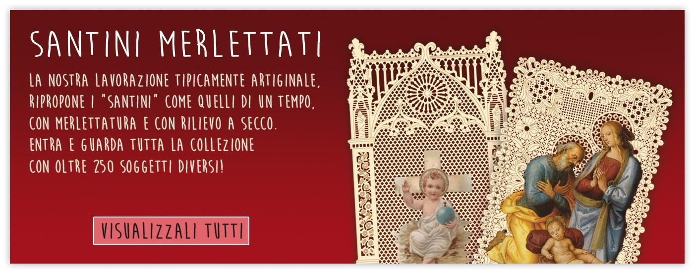 Santini Merlettati